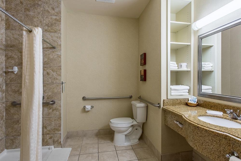 Handicap Accessible King Room Hotel Ruidoso